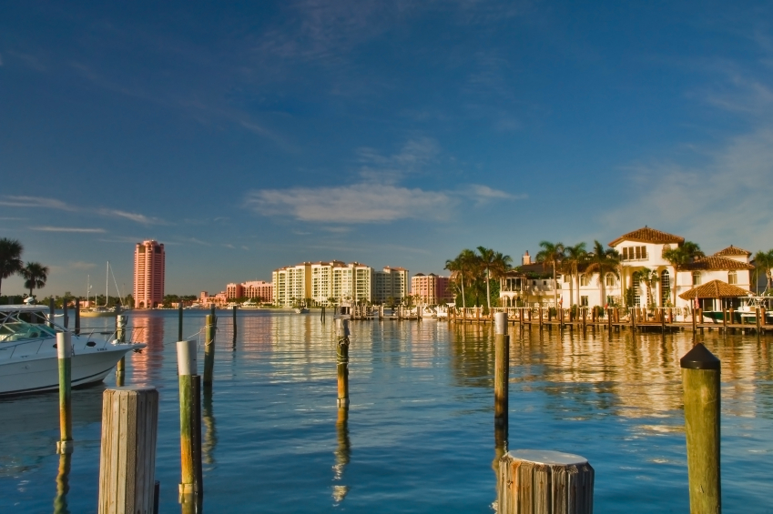 luxury waterfront development in south florida