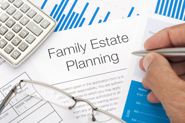 The Top 4 Things You Need to Know about Estate Planning